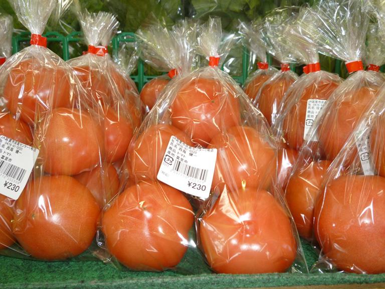 富里のトマト